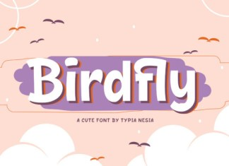 Birdfly Font