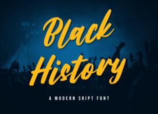 Black History Font