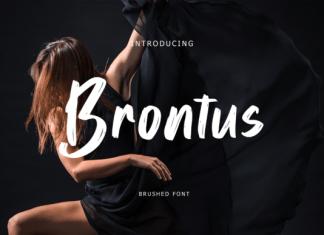 Brontus Font