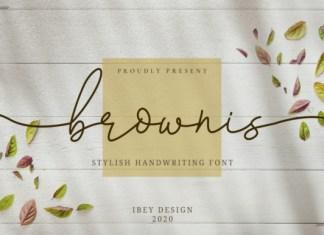 Brownis Font