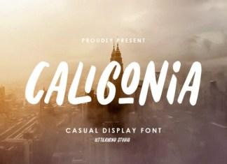 Caligonia Font