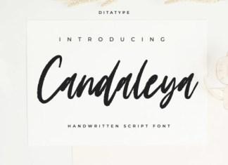 Candaleya Font