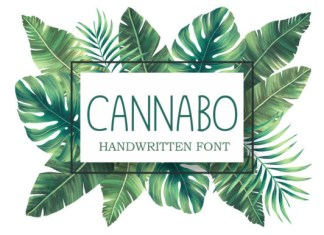 Cannabo Font