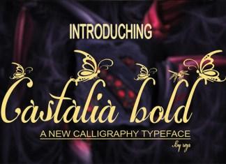 Castalia Font