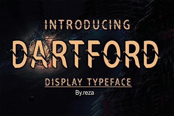 Dartford Font