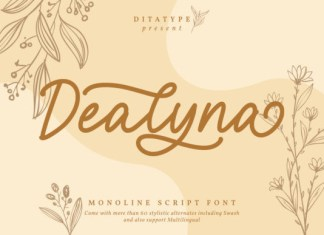Dealyna Font