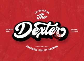 Dexter Font