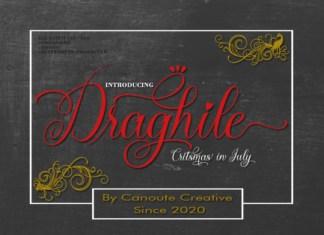 Draghile Font