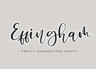 Effingham Font