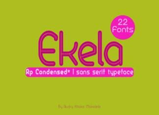 Ekela Font