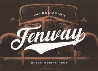 Fenway Font