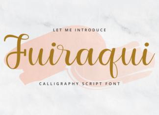 Fuiraqui Font
