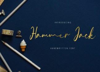 Hammer Jack Font