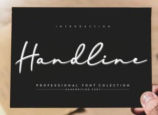 Handline Font