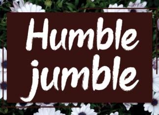 Humble Jumble Font