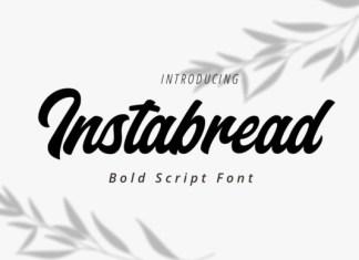 Instabread FontInstabread Font
