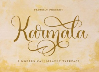 Karmala Font