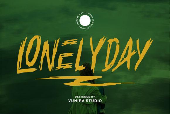 Lonelyday Font