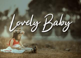 Lovely Baby Font