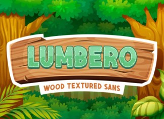Lumbero Font