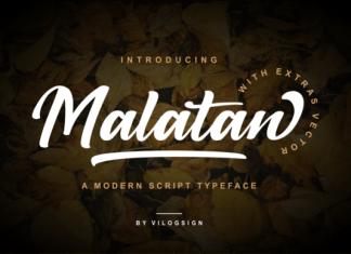 Malatan Font