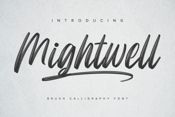 Mightwell Font