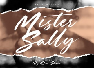 Mister Sally Font