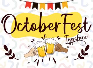 October Fest Font