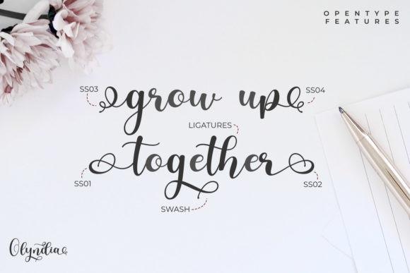 Olyndra Font