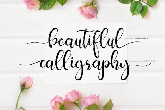 Sellena Font