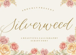 Silverweed Font