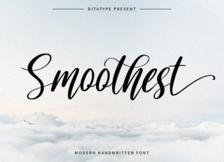 Smoothest Font