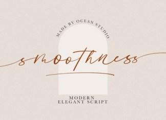 Smoothness Font