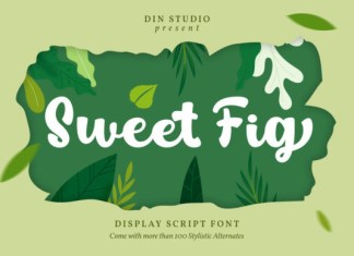 Sweet Fig Font