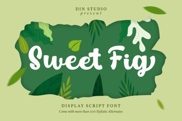 Sweet Fig Font