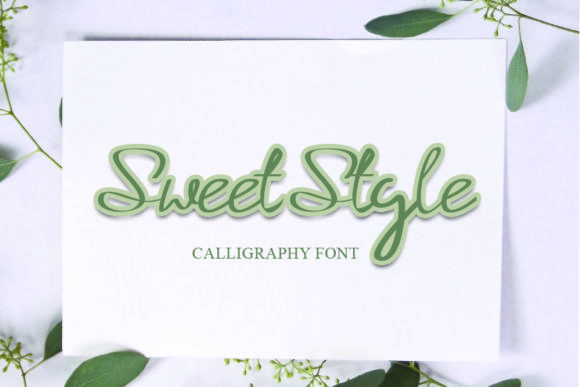 Sweet Style Font