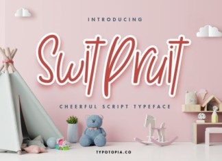 Swit Pruit Font