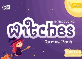 Witches Font