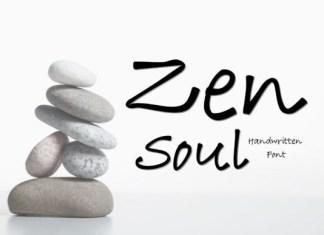 Zen Soul Font