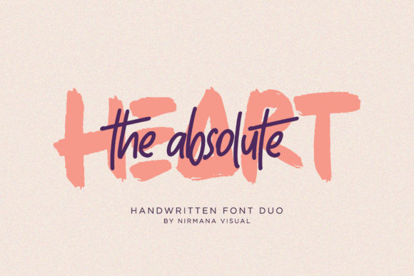 The AbsoluteFont Duo