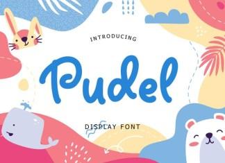 Pudel Font