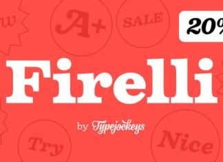 Firelli Font