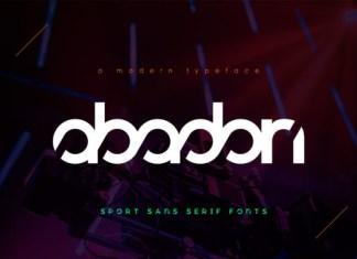 Abadon Font