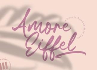 Amore Eiffel Font
