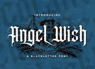 Angel Wish Font