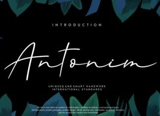 Antonim Font