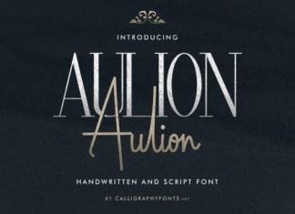 Aulion Font Duo