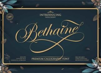 Bethaine Font