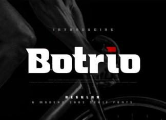 Botrio Font