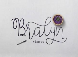 Bralyn Font